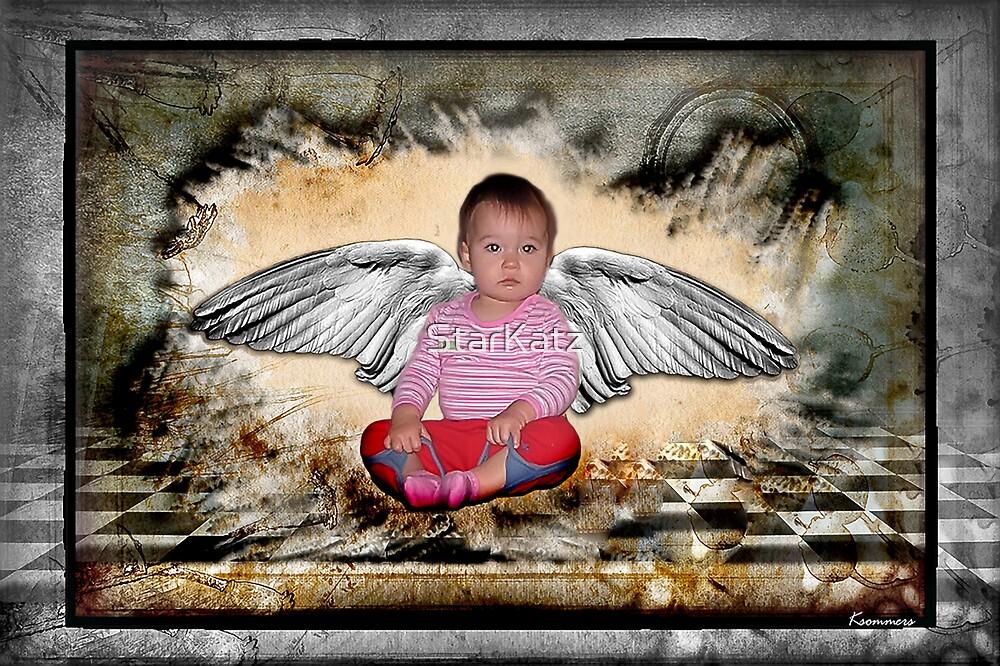 Meadow Angel by StarKatz