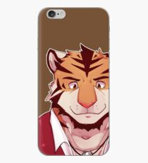 Khan the Tiger iPhone Case