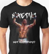 Nate Diaz is not Surprised 2 Unisex T-Shirt