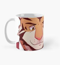 Khan the Tiger Mug