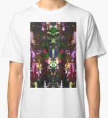 Abstract Mindmirror Acrylic Painting Classic T-Shirt