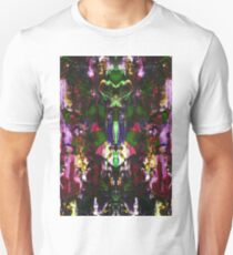 Abstract Mindmirror Acrylic Painting T-Shirt