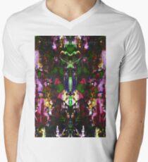 Abstract Mindmirror Acrylic Painting T-Shirt