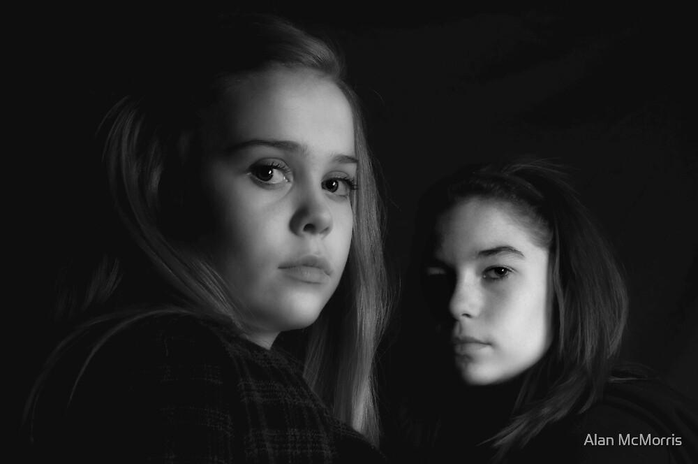 Gillian & Kat by Alan McMorris