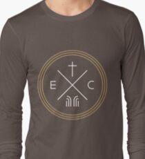 Exodus Seal  - White Lettering Long Sleeve T-Shirt
