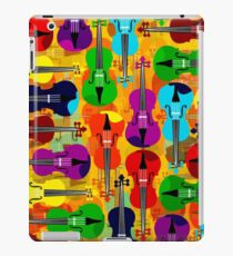 VIOLINS ALL OVER iPad Case/Skin