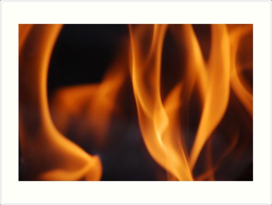 Dancing Fire by laureenr