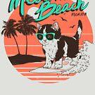 Meowmi Beach by wytrab8