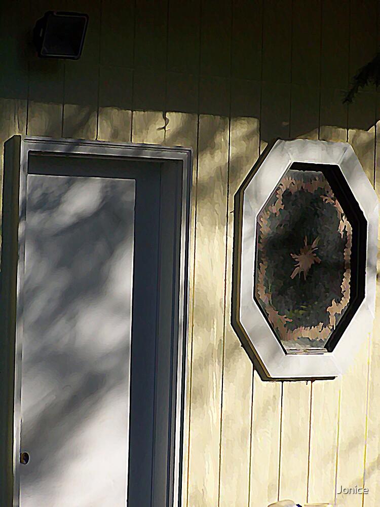 Door and Window by Jonice