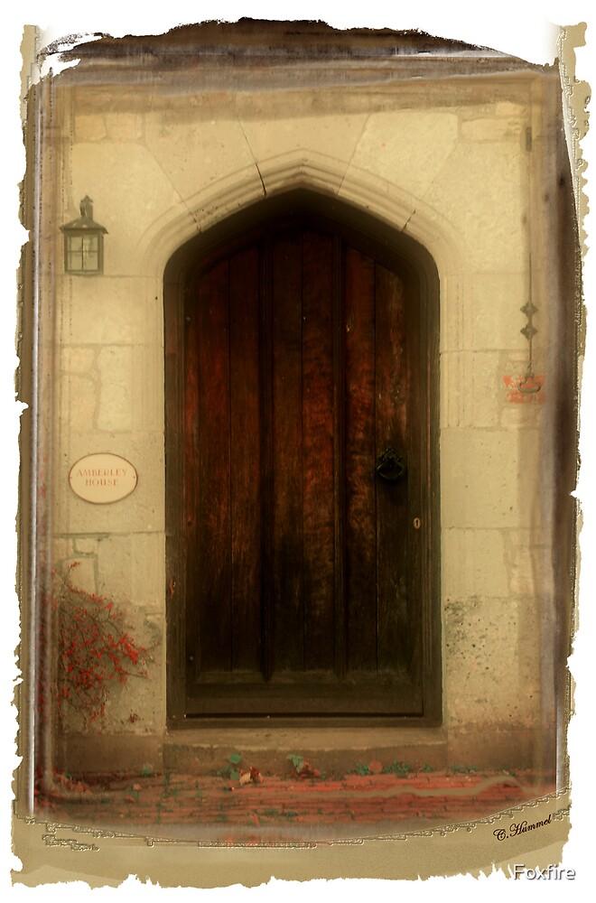 Door#2 by Foxfire