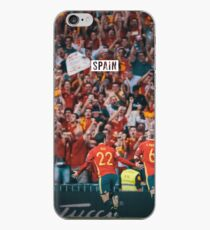Spain Team iPhone Case