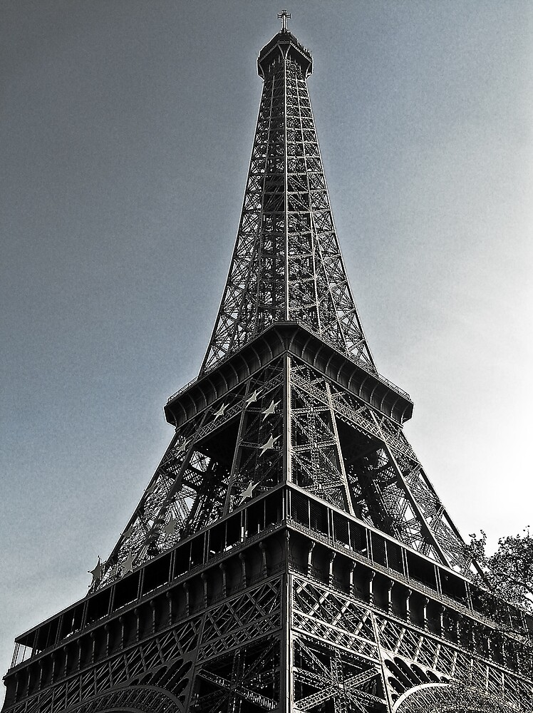 Eiffel Tower by Steve Rhodes