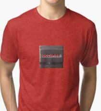 Occupied Tri-blend T-Shirt