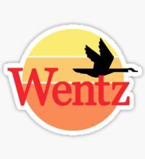 WaWentz 1 Sticker