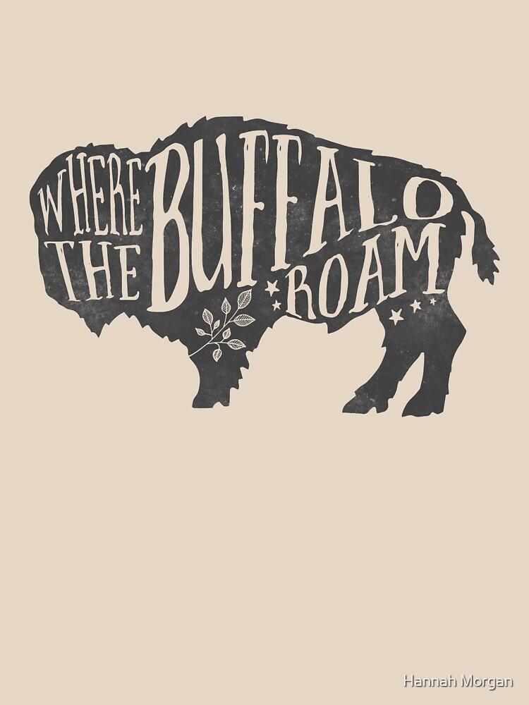 Donde va el búfalo de Cogdiss