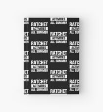 Ratchet Activities Hardcover Journal