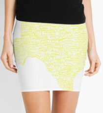 Deep In The Heart Mini Skirt