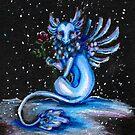 The Snow Dragon by Rowan North