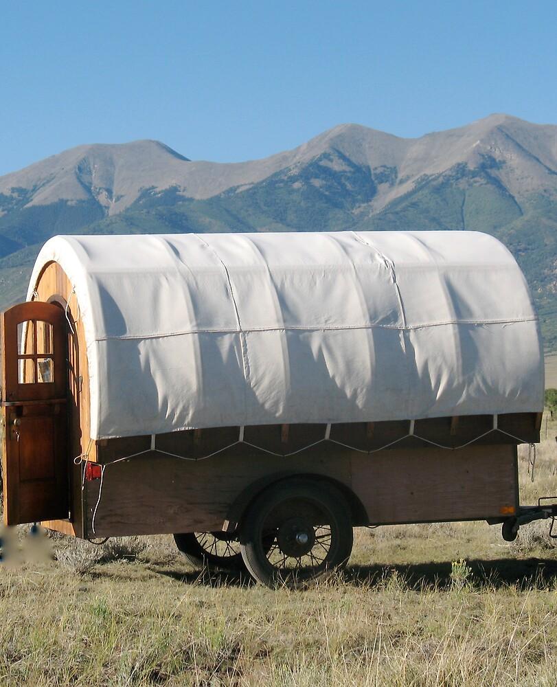 Prairie Schooner Redux by doctorharrison
