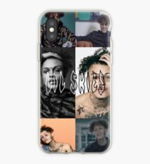 lil skies collage iPhone Case