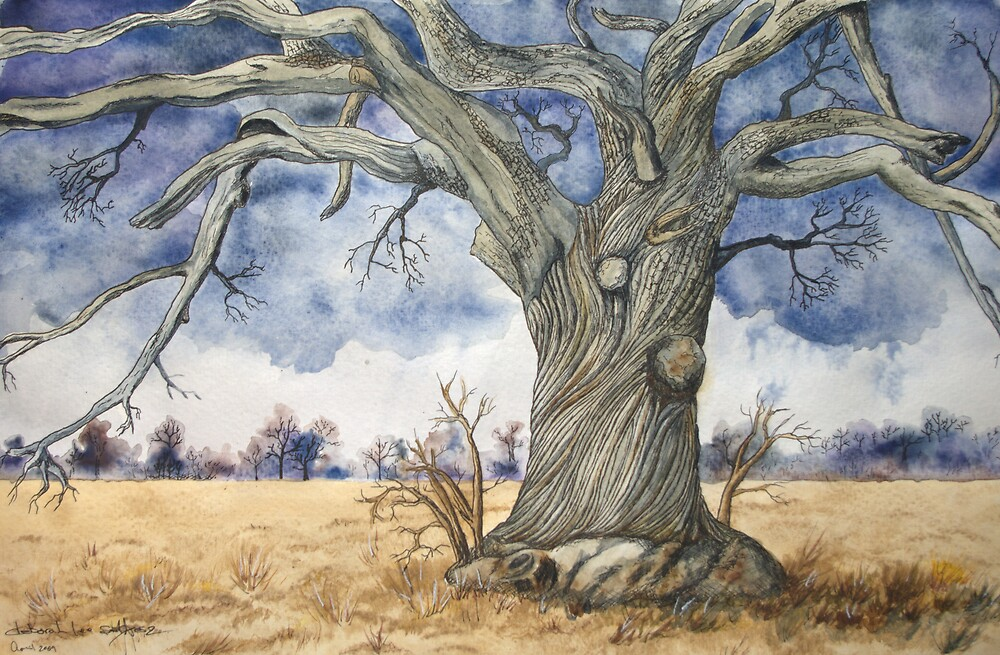 Tree by Deborah Lee Soltesz