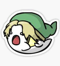Super Smash Boos - Link Sticker