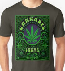 CANNABIS SATIVA.3 T-Shirt