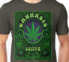 CANNABIS SATIVA.3 Unisex T-Shirt