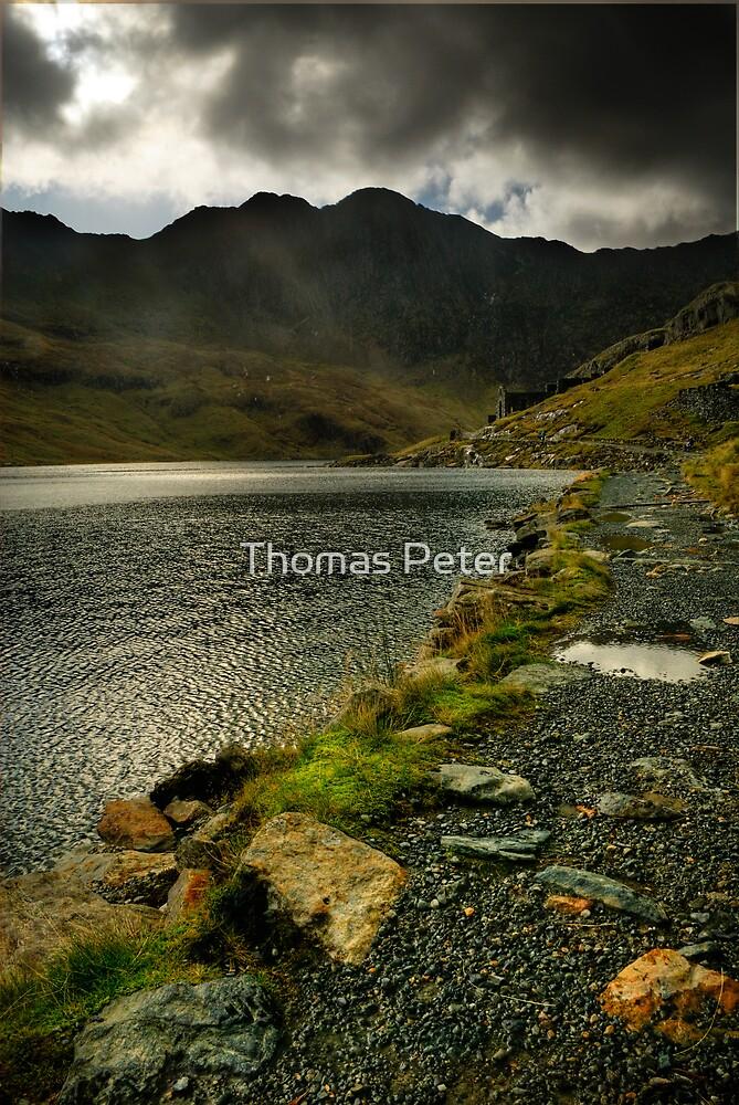 Snowdonia by Thomas Peter