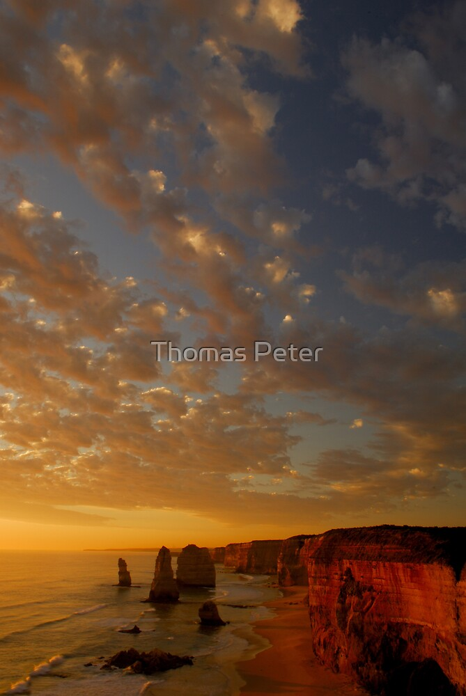 Twelve Apostles by Thomas Peter