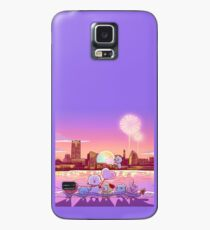 BT21 Sunset Celebration Case/Skin for Samsung Galaxy