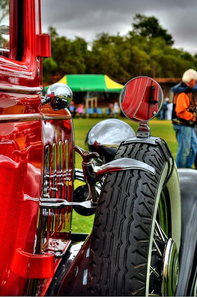 Chevrolet by Rod Wilkinson