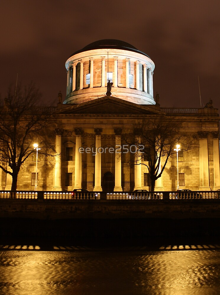 Four Courts Dublin by eeyore2502