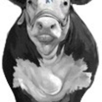 Linda vaca de katewilliams320