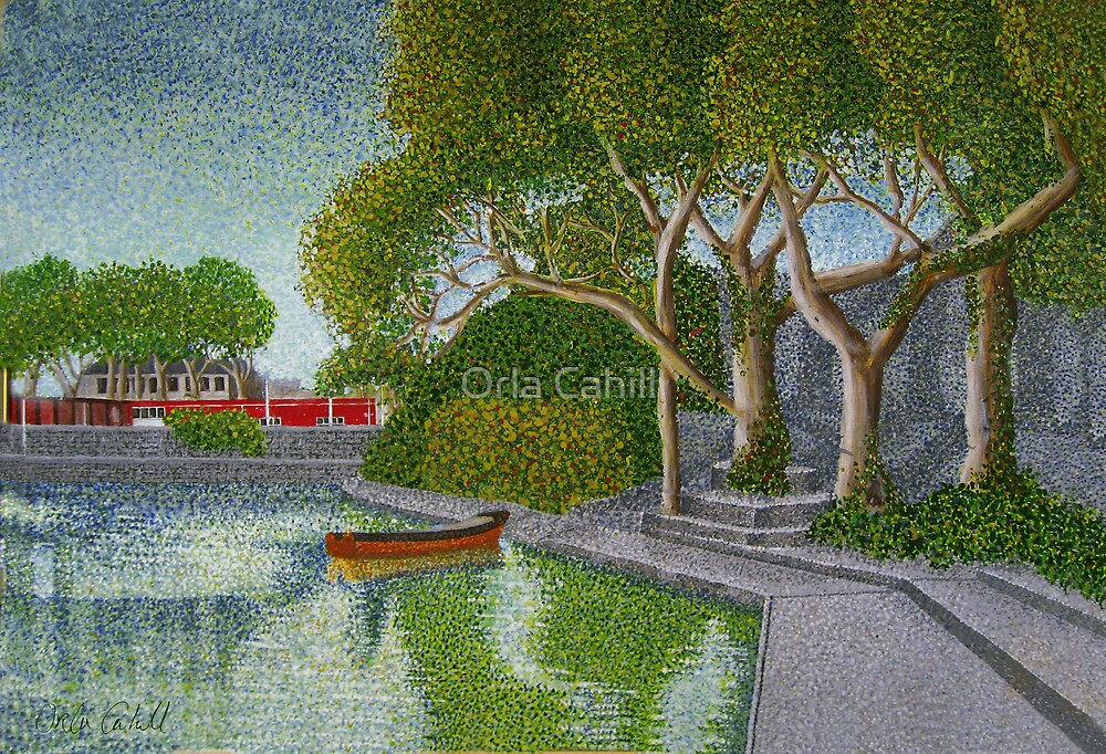 UCG Boat Club (Galway) by Orla Cahill