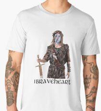I Braveheart Men's Premium T-Shirt