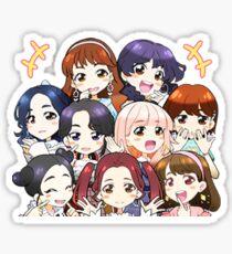 TWICE Candy Pop Anime Sticker