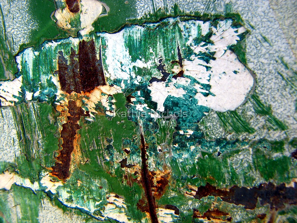 Emerald Waters by Kathie Nichols