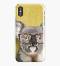 Mr Koala iPhone Case