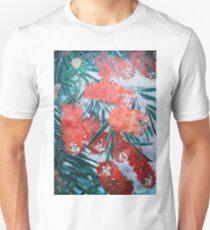 BOTTLE BRUSH FLOWER Unisex T-Shirt