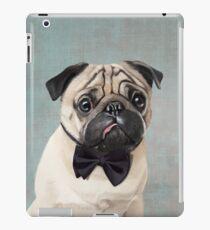 Herr Pug iPad-Hülle & Klebefolie