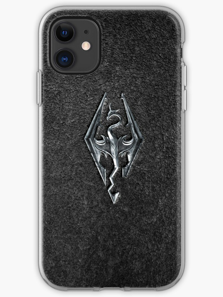 Aggressive nirnroot noises iphone 11 case