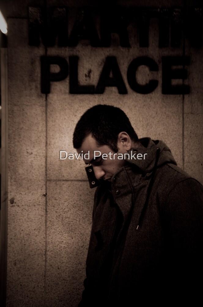 Model Shot 15 - Martin Place by David Petranker