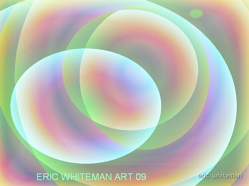 (SUAVE  ) ERIC WHITEMAN  ART   by eric  whiteman