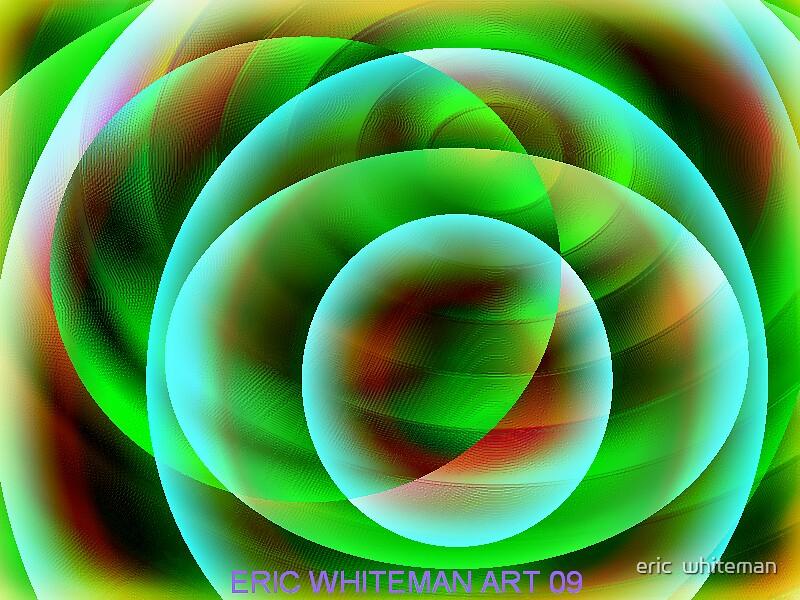 (STYLE ) ERIC WHITEMAN  by eric  whiteman