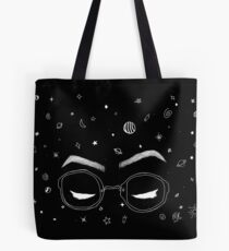 Dodie Clark - Freckles and Constellations Tote Bag