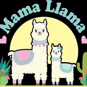 Mama Llama by sonicdude242