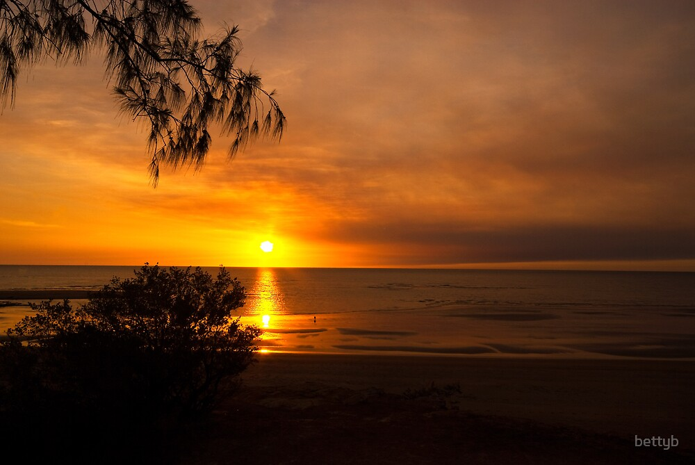 Darwin Beach by bettyb