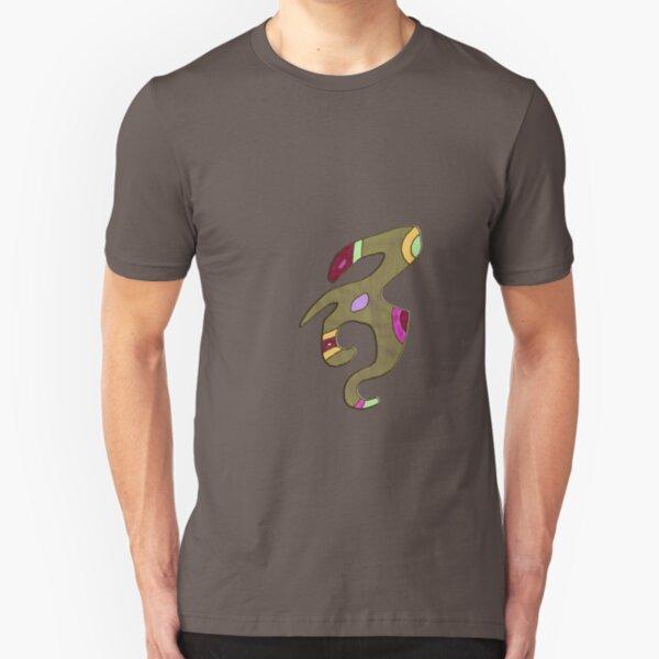 Floating Slim Fit T-Shirt