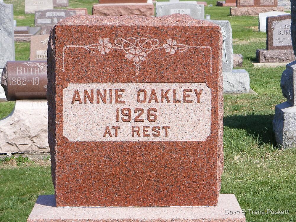 Annie Oakley by Dave & Trena Puckett